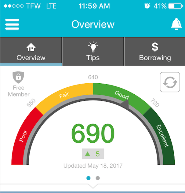720 Credit Score >> Added My Brother As An Authorized User His Score Went Up